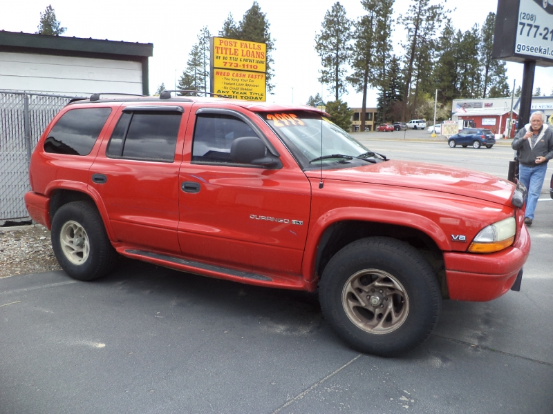 Dodge Durango 1999 price $2,995