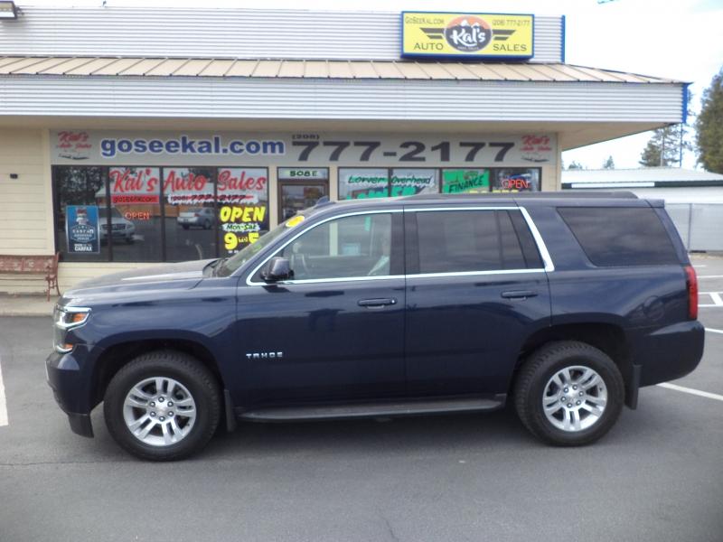 Chevrolet Tahoe 2017 price $29,995