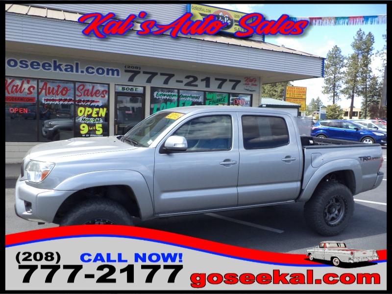 Toyota Tacoma 2015 price $31,995