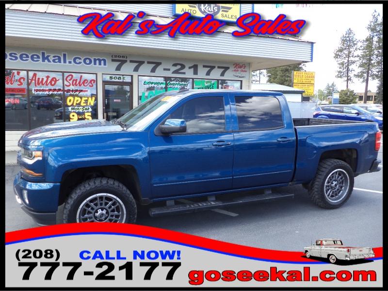 Chevrolet Silverado 1500 2016 price $41,995