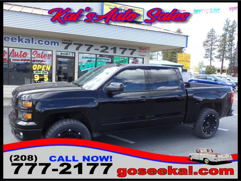 Chevrolet Silverado 1500 2015 price $41,995