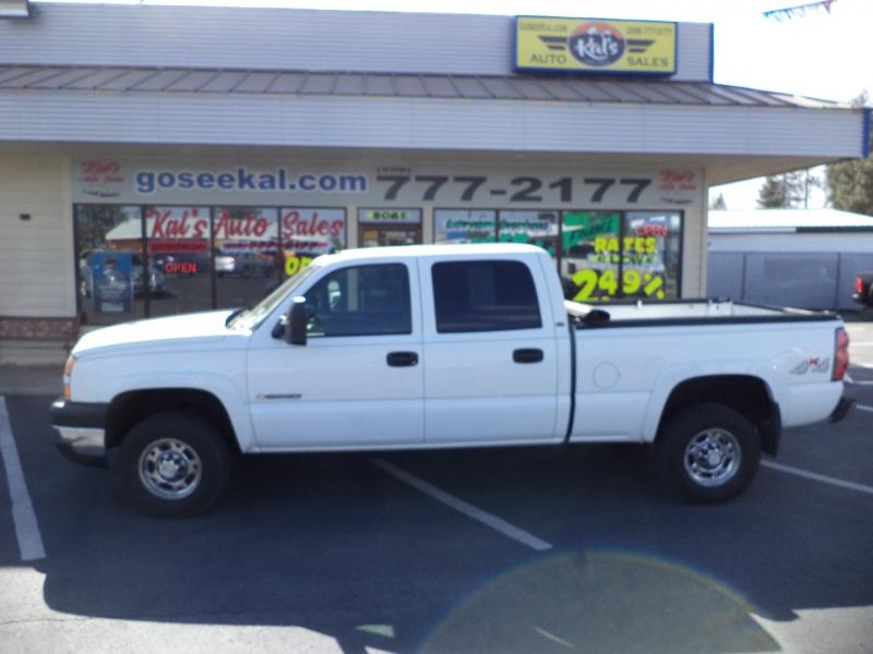 Chevrolet Silverado 2500HD Classic 2007 price $22,995