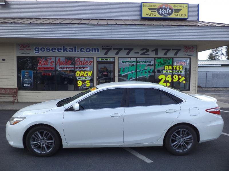 Toyota Camry 2016 price $19,995