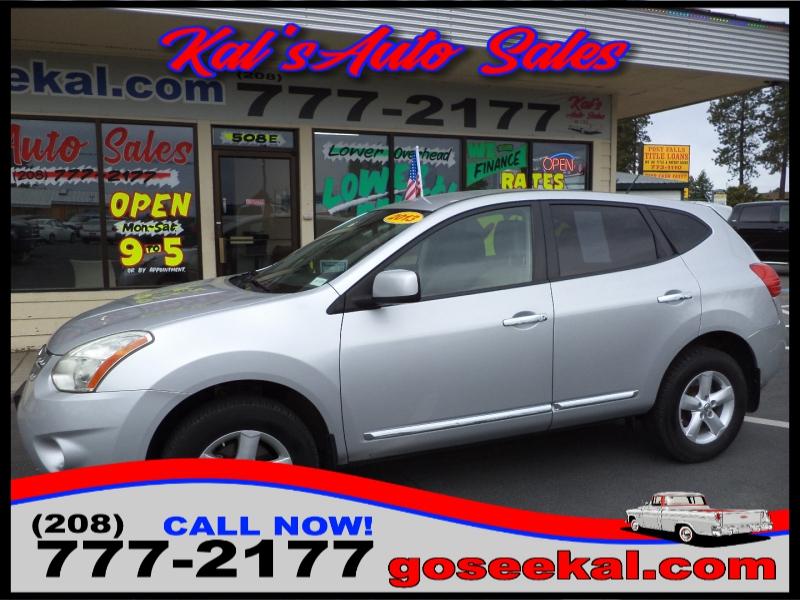 Nissan Rogue 2013 price $11,995