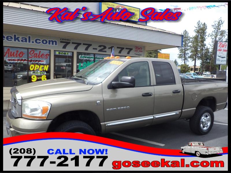 Dodge Ram 3500 2006 price $26,995