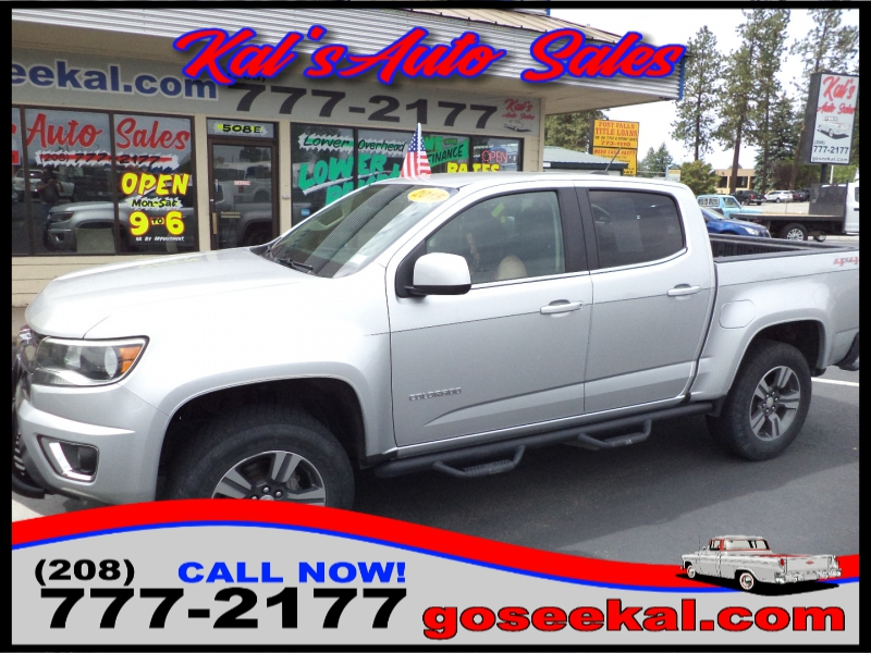Chevrolet Colorado 2015 price $23,995