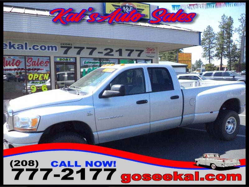 Dodge Ram 3500 2006 price $34,995