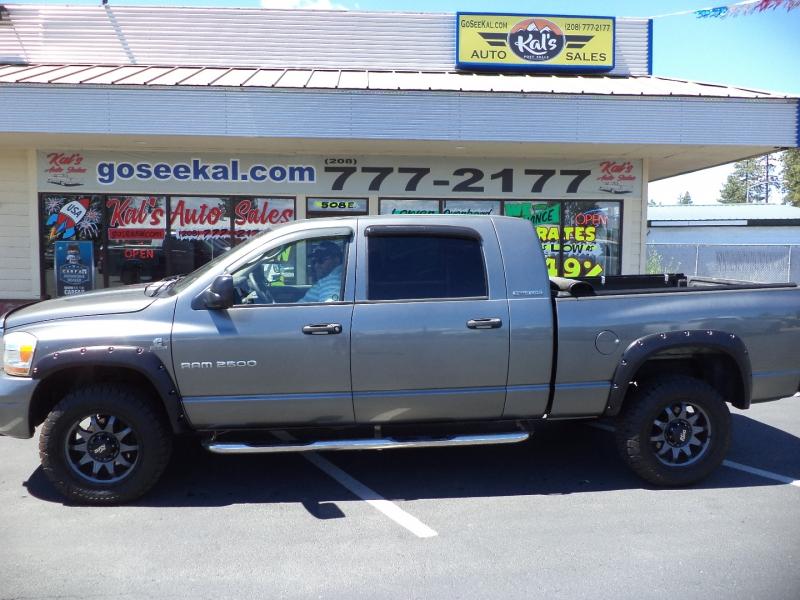 Dodge Ram 2500 2006 price $30,995