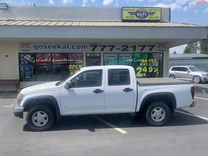 Chevrolet Colorado 2007 price $19,995