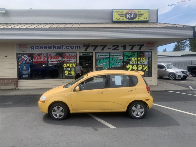 Chevrolet Aveo 2006 price $5,995