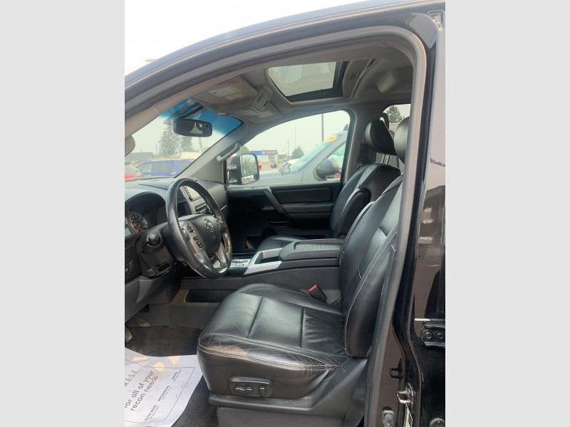 Nissan Titan 2014 price $23,300