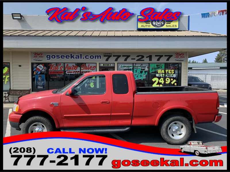 Ford F-150 Series 2000 price $4,995