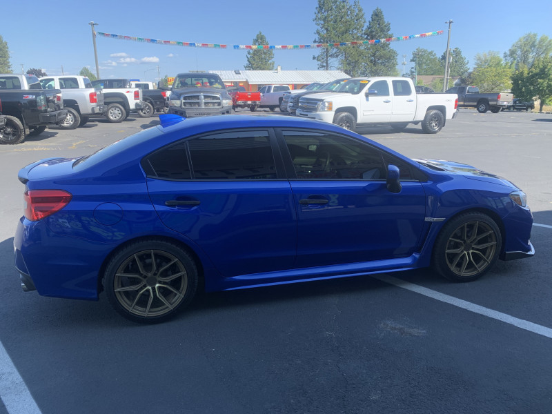 Subaru WRX 2017 price $29,999
