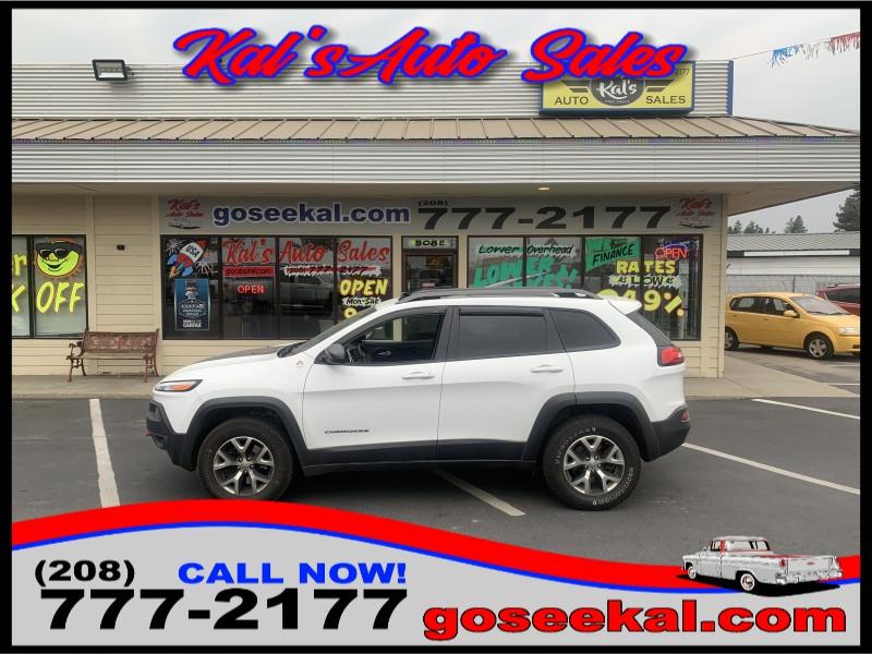 Jeep Cherokee 2015 price $18,500