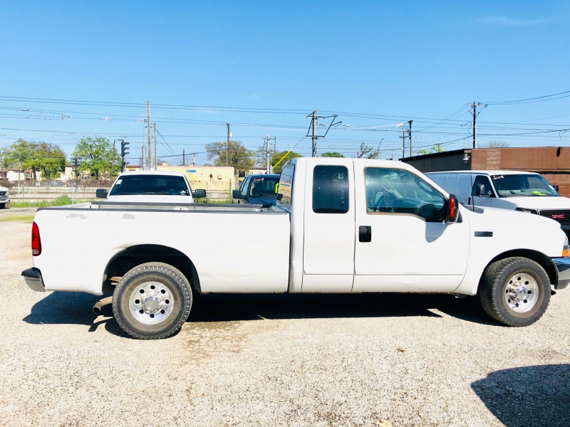 Ford Super Duty F-250 2003 price $4,980