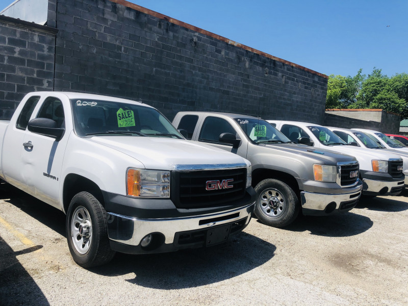GMC Sierra 1500 2009 price $7,990