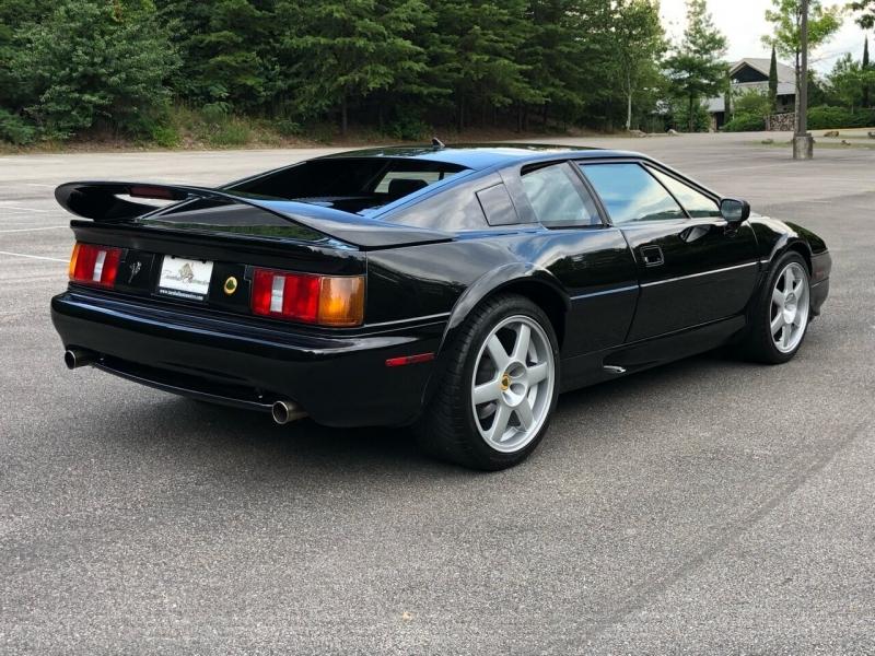 Lotus Esprit 1997 price $33,980