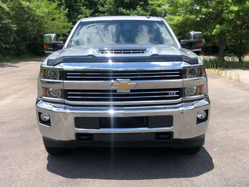 Chevrolet Silverado 2500HD 2018 price $42,980