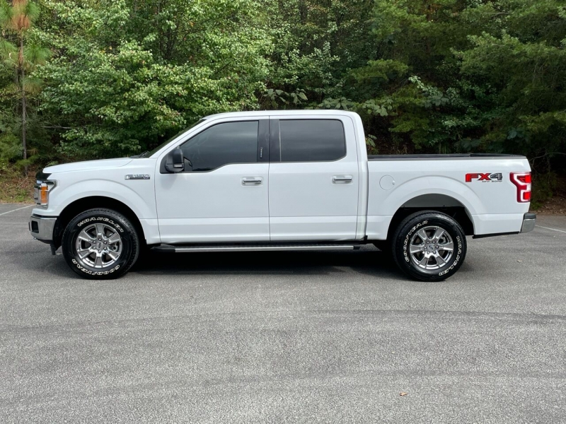 Ford F-150 2018 price $27,980