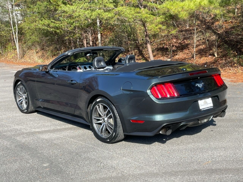 Ford Mustang 2016 price $17,980