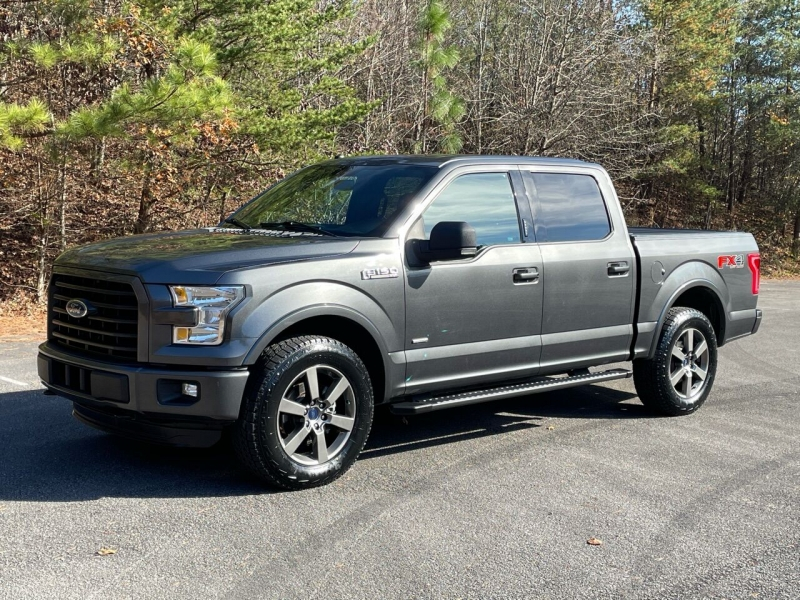Ford F-150 2016 price $29,980
