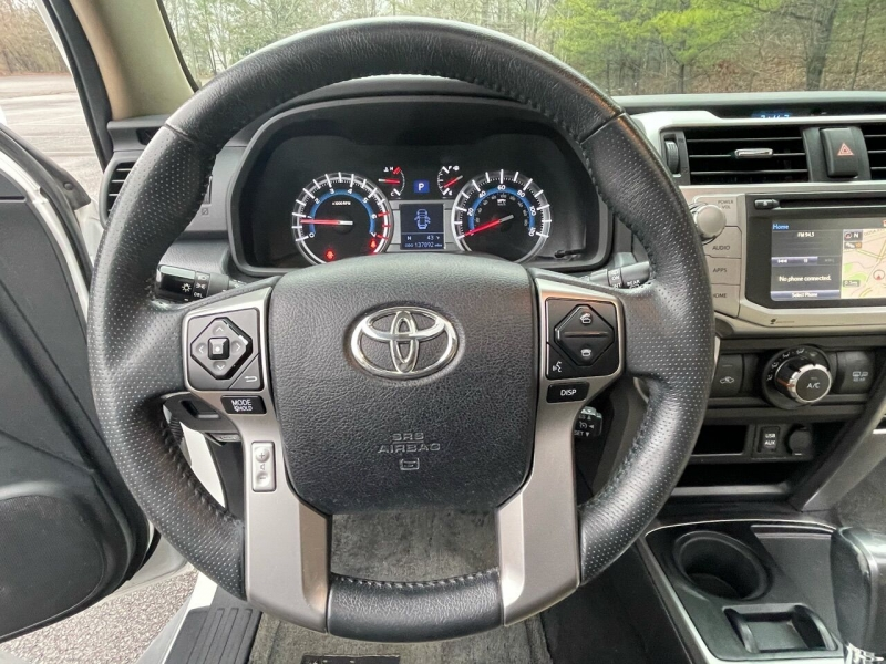 Toyota 4Runner 2016 price $22,980