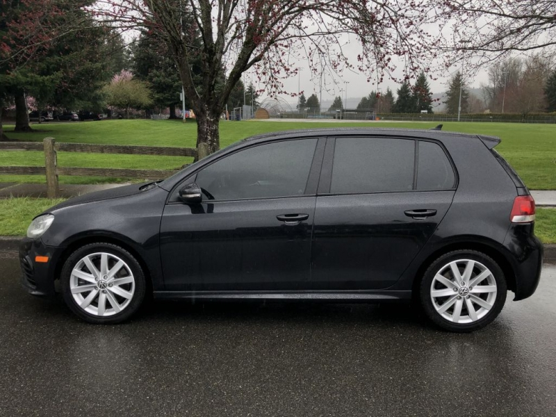 VOLKSWAGEN GOLF R 2013 price $16,995