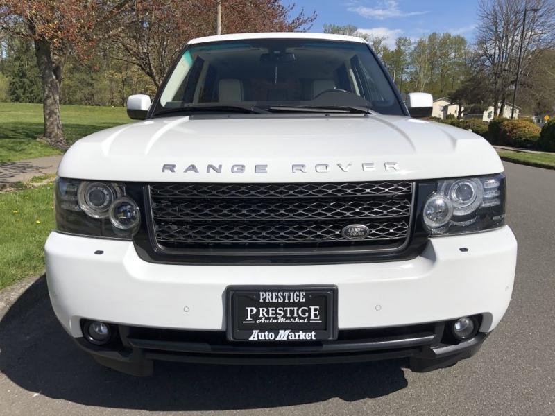 LAND ROVER RANGE ROVER 2012 price $20,950