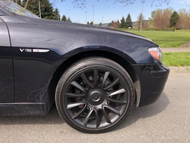 BMW 760 2007 price $14,995