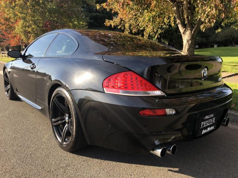 BMW M6 2007 price $16,595