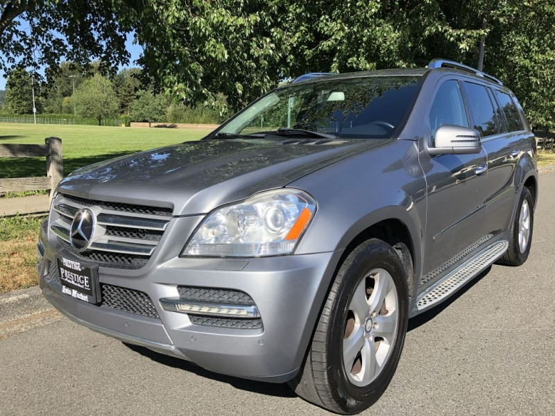 MERCEDES-BENZ GL 2012 price $15,499