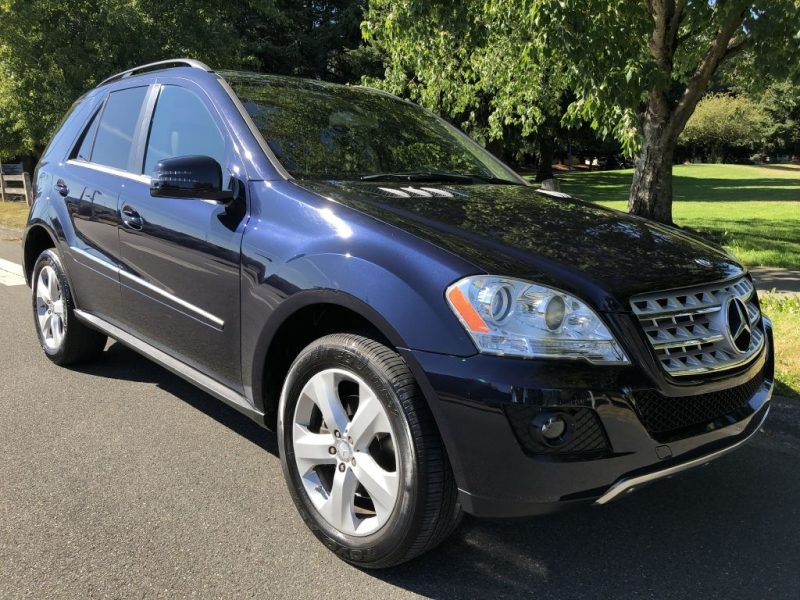 MERCEDES-BENZ ML 2011 price $12,995