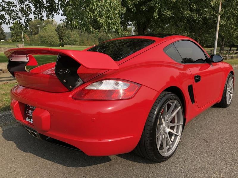 PORSCHE CAYMAN 2006 price $26,995