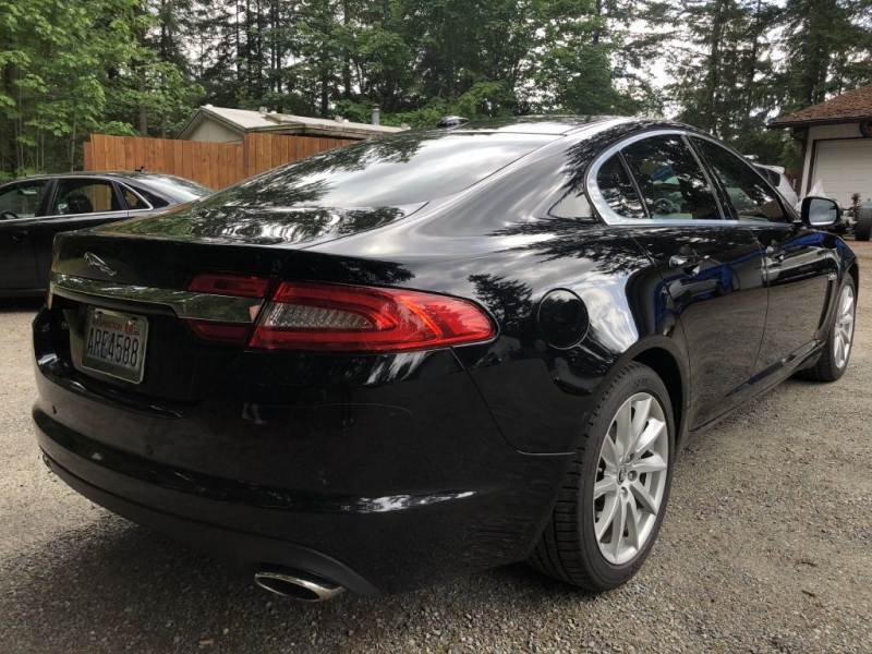 JAGUAR XF 2012 price $15,995