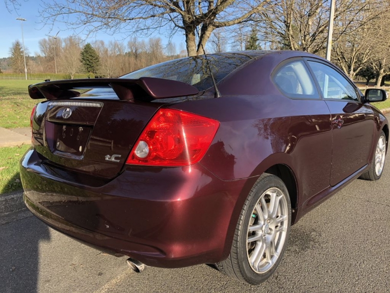SCION TC 2007 price $6,995