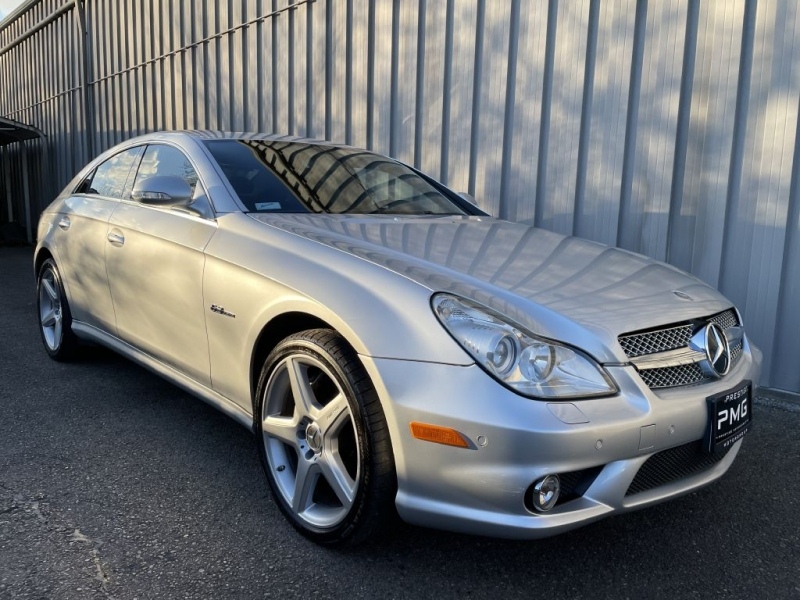 MERCEDES-BENZ CLS 2007 price $17,995
