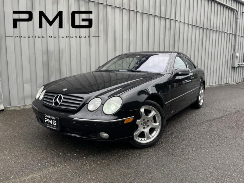 MERCEDES-BENZ CL 2002 price $9,995