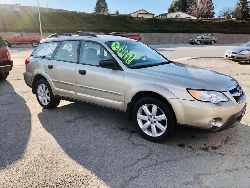 Subaru Outback 2008 price $6,495