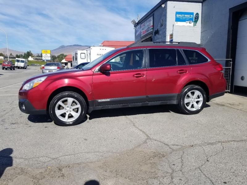 Subaru Outback 2014 price $12,499