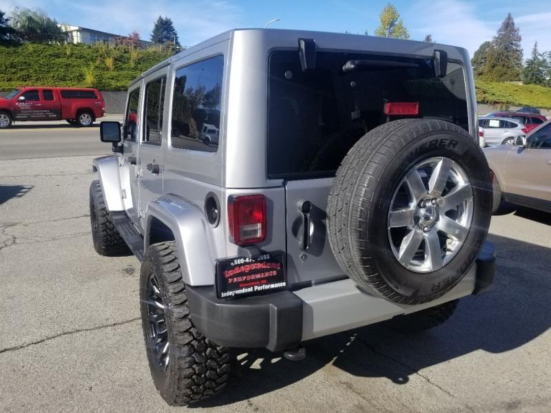 Jeep Wrangler Unlimited 2013 price $24,775
