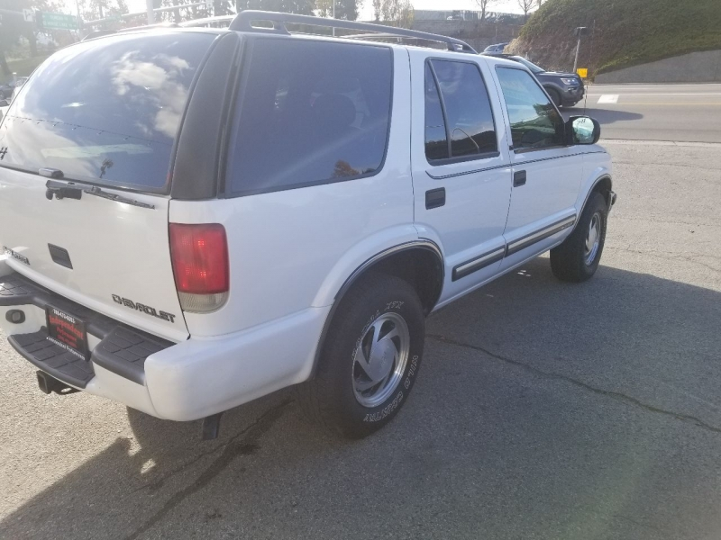 Chevrolet Blazer 2000 price $5,799