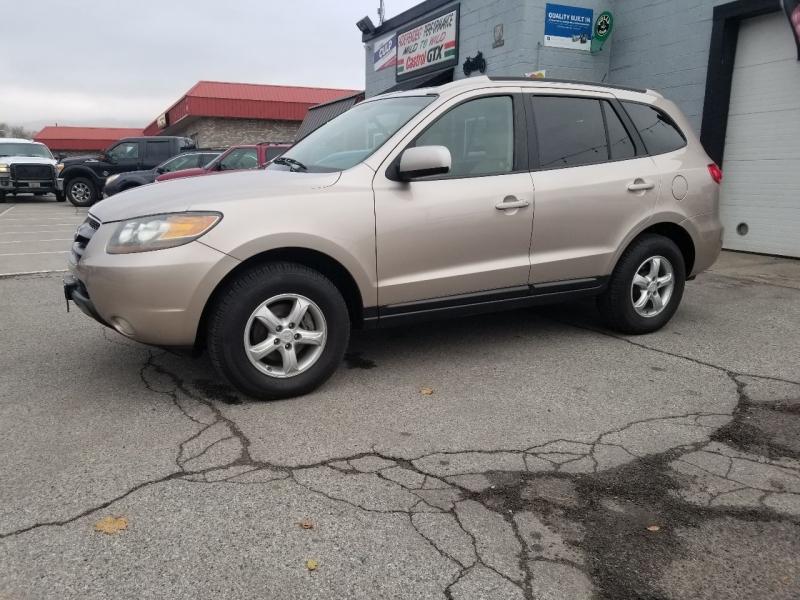 Hyundai Santa Fe 2007 price $7,495