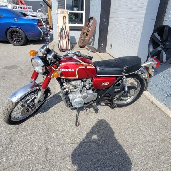 Honda 350 4 1973 price $4,999