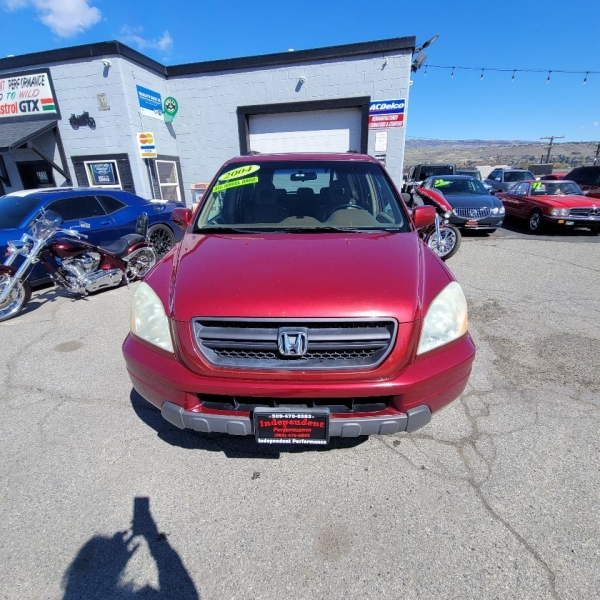 Honda Pilot 2004 price $7,599
