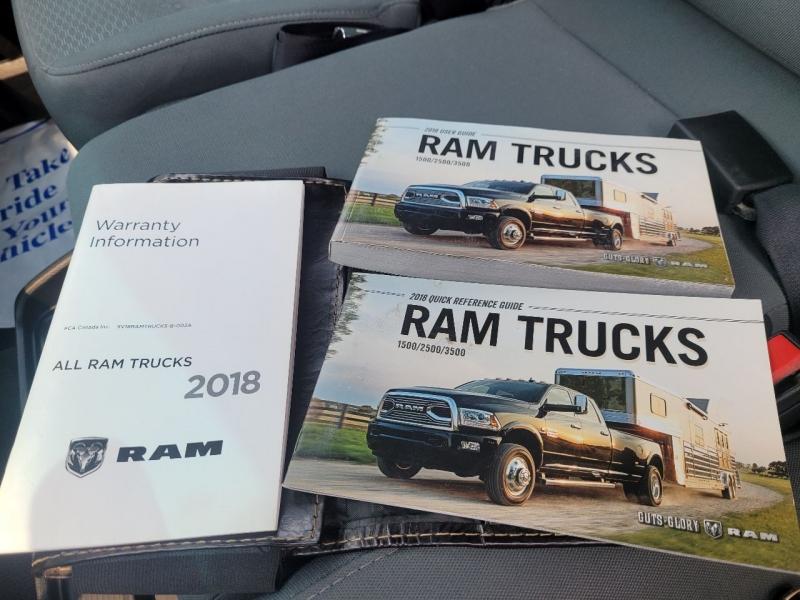 RAM Ram Pickup 2500 2018 price $48,775