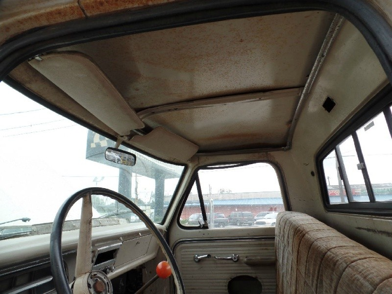 Ford F100 Sportside 1967 price $8,990