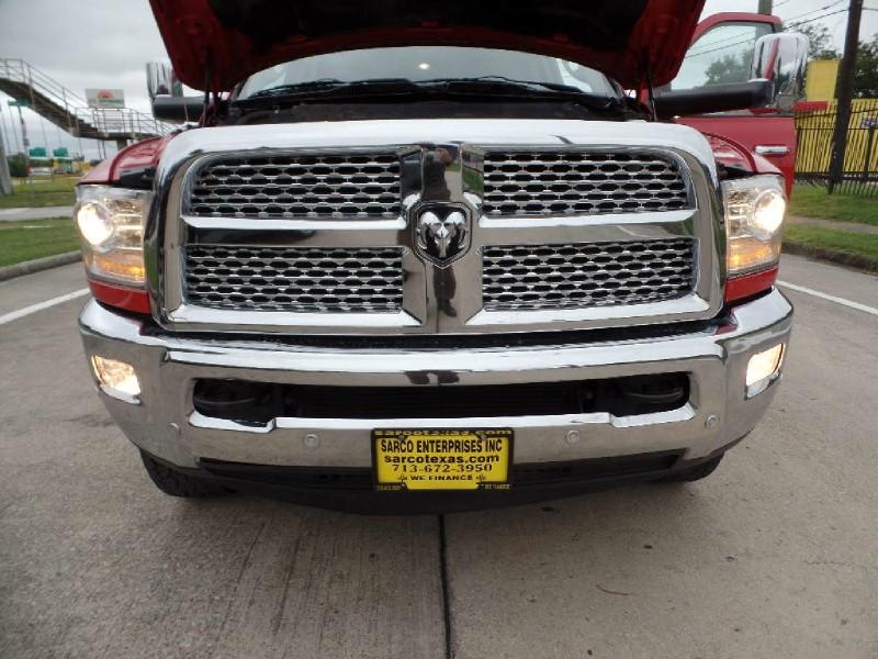RAM Laramie 4x4 2016 price $38,990