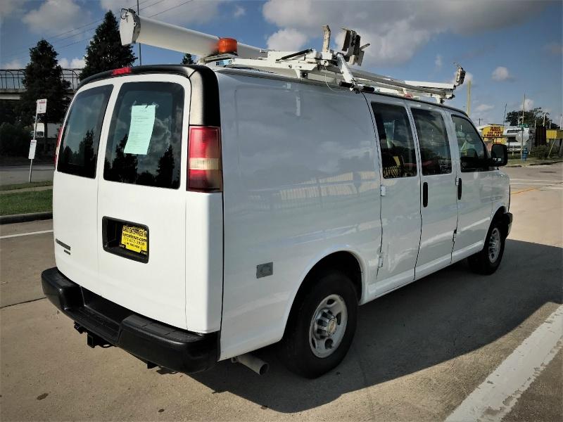 Chevrolet Express Cargo Van 2011 price $13,990