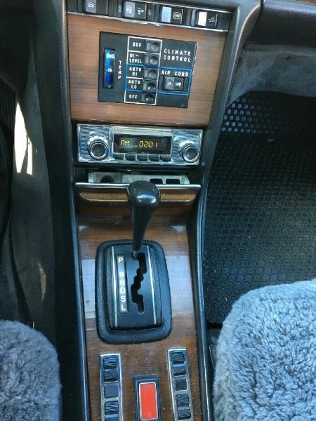 Mercedes-Benz 300sd w116 1980 price $14,900