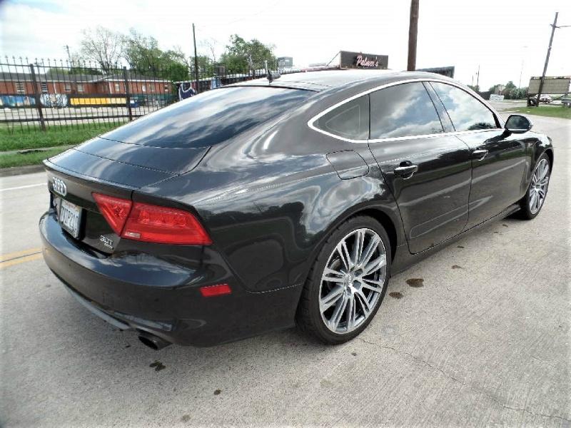 Audi A7 2012 price $19,990